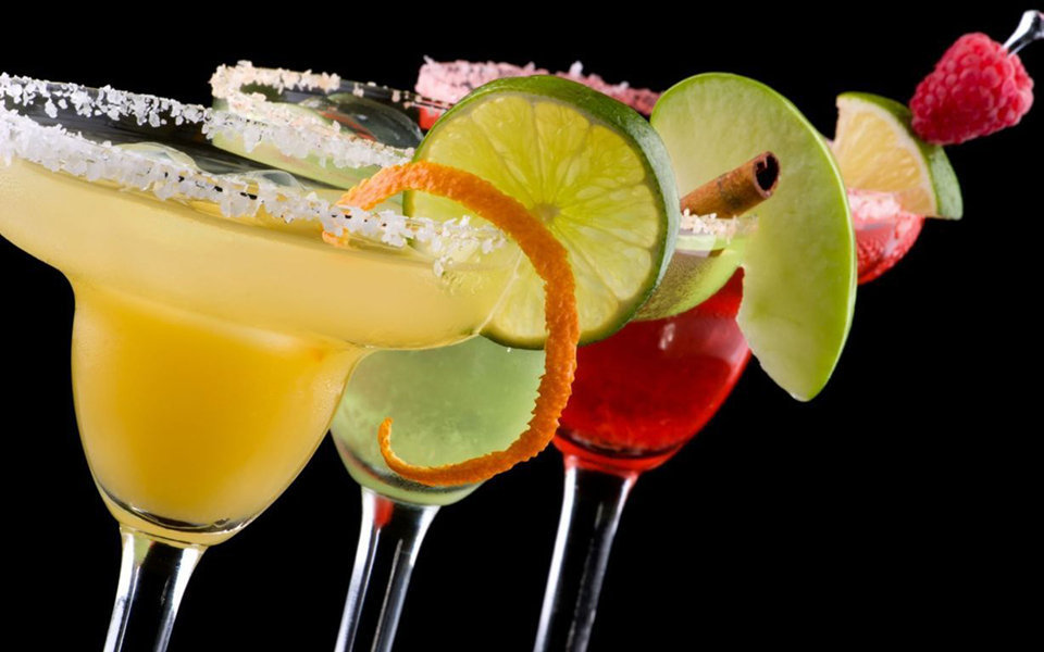 Top 5 Most-Popular Cocktails